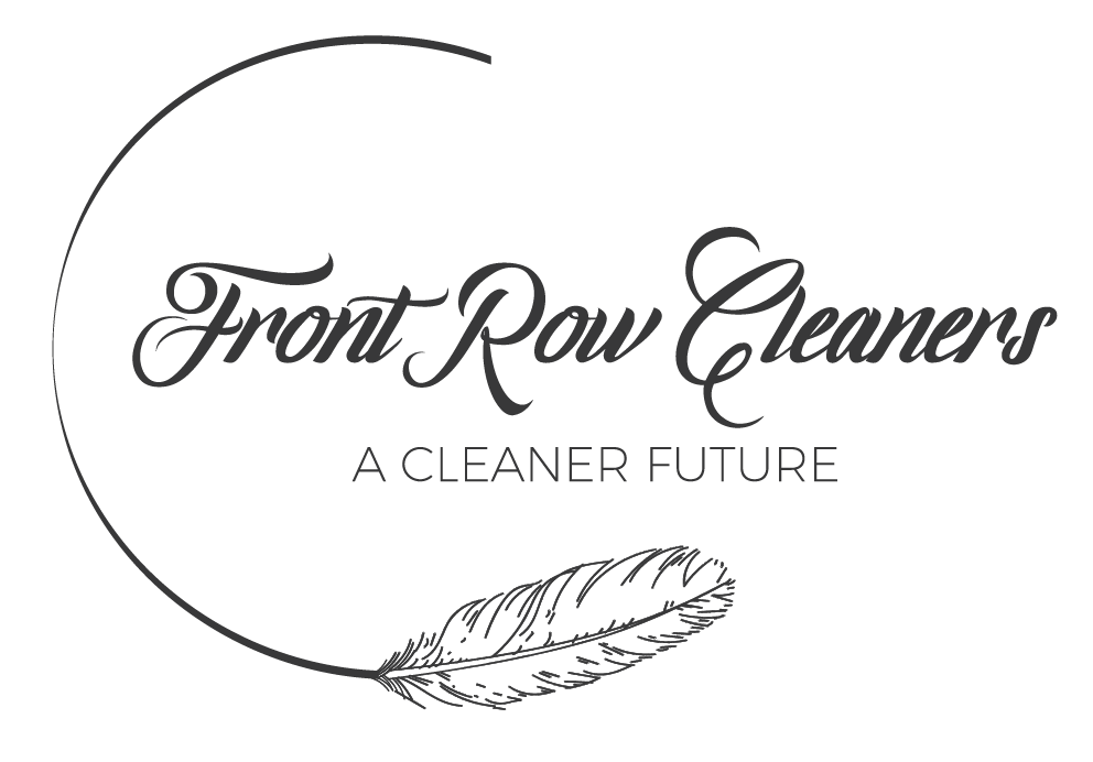Front Row Cleaners Logo